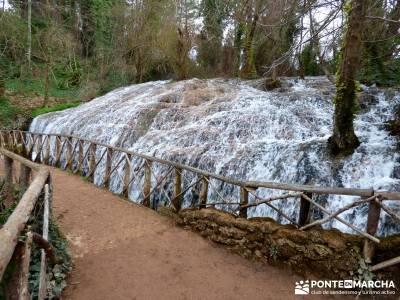Parque Natural Monasterio de Piedra; rutas en madrid;actividades de madrid;plano la pedriza